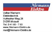 Niemann Elektro