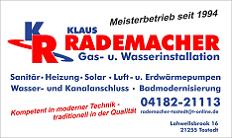 Klaus Rademacher