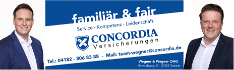 Concordia Versicherung Tostedt Wegner & Wegner